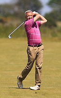 Michael Sinclair (Knock) during the 4th round of the East of Ireland Amateur Open Championship 2013 Co Louth Golf club 3/6/13<br /> Picture:  Thos Caffrey / www.golffile.ie