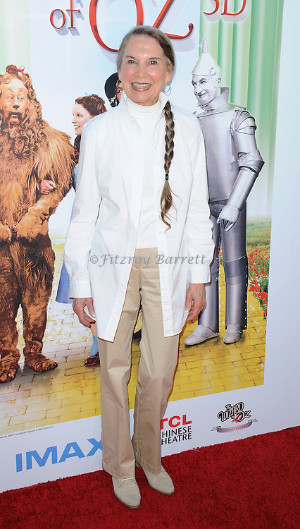 Priscilla Montgomery arrive to The Wizard of OZ 3D Premiere and the Grand Opening of the new TCL Chinese Theatre IMAX in Los Angeles September 15, 2013