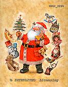 GIORDANO, CHRISTMAS SANTA, SNOWMAN, WEIHNACHTSMÄNNER, SCHNEEMÄNNER, PAPÁ NOEL, MUÑECOS DE NIEVE, paintings+++++,USGI2290,#X#
