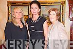 Enjoying the Fashion show in aid of MS Ireland in Ballyroe Hotel on Saturday Pictured Nicola Fitzell Kilmoyley, Maureen Duggan Farmers Bridge, Margaret Sawyers Tralee
