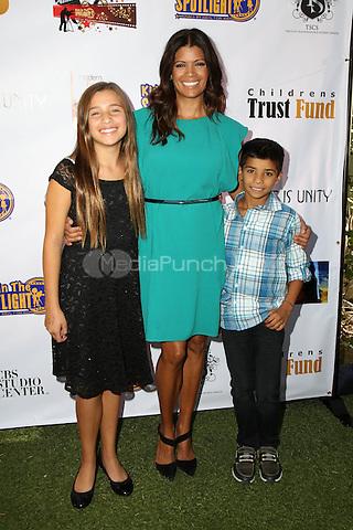 LOS ANGELES, CA - NOVEMBER 7: Andrea Navedo at the Kids In The Spotlight's Movies By Kids, For Kids Film Awards at Fox Studios in Los Angeles, California on November 7, 2015. Credit: David Edwards/MediaPunch