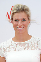 NON EXCLUSIVE PICTURE: PAUL TREADWAY / MATRIXPICTURES.CO.UK<br /> PLEASE CREDIT ALL USES<br /> <br /> WORLD RIGHTS<br /> <br /> Czech tennis player Andrea Hlavackova attending the WTA Pre Wimbledon Party, at London's Kensington Roof Gardens.<br /> <br /> 20TH JUNE 2013<br /> <br /> REF: PTY 134225