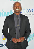 www.acepixs.com<br /> <br /> April 18 2017, LA<br /> <br /> DaJuan Johnson arriving at the 8th annual Thirst Gala at The Beverly Hilton Hotel on April 18, 2017 in Beverly Hills, California. <br /> <br /> By Line: Peter West/ACE Pictures<br /> <br /> <br /> ACE Pictures Inc<br /> Tel: 6467670430<br /> Email: info@acepixs.com<br /> www.acepixs.com