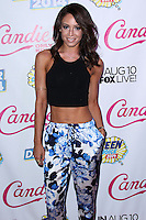 BEVERLY HILLS, CA, USA - AUGUST 09: Danielle Peaze at the DigiTour and Candie's Official Teen Choice Awards 2014 Pre-Party held at The Gibson Showroom on August 9, 2014 in Beverly Hills, California, United States. (Photo by Xavier Collin/Celebrity Monitor)