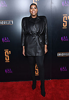 09 March 2019 - Los Angeles, California - EJ Johnson. Grand Opening of Shaquille's at L.A. Live held at Shaquille's at L.A. Live. <br /> CAP/ADM/BT<br /> &copy;BT/ADM/Capital Pictures