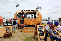 Het Hoofdgerecht  in Amsterdam. Het Hoofdgerecht is een culinair festival a la  De Rollende Keukens