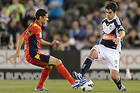 A-League - 2012 - Rd03 - Victory v Adelaide