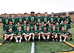 3-29-17, Huron High School boy's lacrosse team