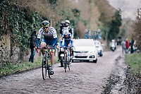Aimé De Gendt (BEL/Wanty-Gobert)<br /> <br /> 51th Le Samyn 2019 <br /> Quaregnon to Dour (BEL): 200km<br /> <br /> ©kramon
