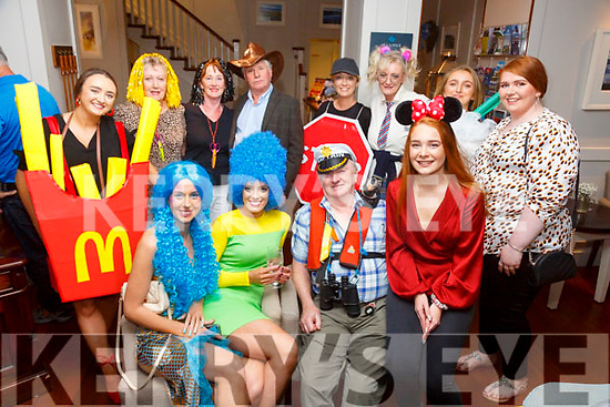 Capital Success for the MS Letter Party in the Sea Lodge Waterville on Saturday night with all proceeds going to South Kerry MS Society, pictured here front l-r; Dani Sheehan, Daniele O'Shea, Michael Doyle, Aoife Keating, back l-r; Zoe O'Shea, Pat O'Sullivan, Barbra Doyle, John O'Sullivan, Jackie O'Shea, Bernadette O'Shea, Eirn O'Shea & Mikaela Corcoran.