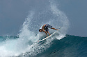 Australian Phil MacDonald surfing Hideways in the Mentawais.