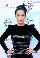 6 April 2019 - Los Angeles, California - Halsey. the Ending Youth Homelessness: A Benefit For My Friend's Place  held at Hollywood Palladium.  <br /> CAP/ADM/FS<br /> ©FS/ADM/Capital Pictures