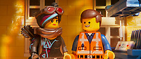 The Lego Movie 2: The Second Part (2019) <br /> Elizabeth Banks and Chris Pratt <br /> *Filmstill - Editorial Use Only*<br /> CAP/MFS<br /> Image supplied by Capital Pictures