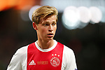 Kasper Dolberg of Ajax during the UEFA Europa League Final match at the Friends Arena, Stockholm. Picture date: May 24th, 2017.Picture credit should read: Matt McNulty/Sportimage