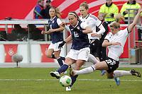 05.04.2013: Deutschland vs. USA