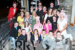 Fancy Dress: Samantha Hurley, from Curraheen, having a ball with friends and family at her 21st fancy dress birthday party held in The Station House, Blennerville, on Saturday night..