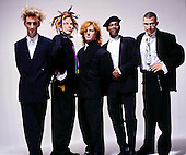 1986: PUBLIC IMAGE LIMITED - Photosession in London