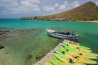 EC- Santa Cruz Beach & Lets Go Watersports - Taxi Max Curacao Tour - as part of HAL Koningsdam