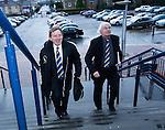 Gordon MacDougall and Jim Leishman