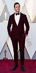 04.03.2018; Hollywood, USA: <br /> ARMIE HAMMER<br /> attends the 90th Annual Academy Awards at the Dolby&reg; Theatre in Hollywood.<br /> Mandatory Photo Credit: &copy;AMPAS/Newspix International<br /> <br /> IMMEDIATE CONFIRMATION OF USAGE REQUIRED:<br /> Newspix International, 31 Chinnery Hill, Bishop's Stortford, ENGLAND CM23 3PS<br /> Tel:+441279 324672  ; Fax: +441279656877<br /> Mobile:  07775681153<br /> e-mail: info@newspixinternational.co.uk<br /> Usage Implies Acceptance of Our Terms &amp; Conditions<br /> Please refer to usage terms. All Fees Payable To Newspix International