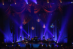 """Stage atmosphere during the Roundabout Theatre Company's 2017 Spring Gala """"Act ii: Setting the Stage for Roundabout's Future""""  presentation honoring Frank Langella and Leonard Tow at the Waldorf Astoria Hotel on February 27, 2017 in New York City."""