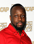 Wyclef Jean at the 2009 ASCAP Pop Awards at the Renaissance Hotel in Hollywood, April 22, 2009...Photo by Chris Walter/Photofeatures.