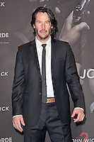 "Keanu Reeves. Photocall for ""John Wick 2"" held at Hotel de Rome in Berlin, Germany, 06.02.2016. Photo Credit: Kubelka/face to face/AdMedia"