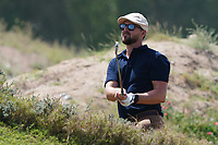 Rikard Karlberg (SWE) on the 9th during Round 3 of the Oman Open 2020 at the Al Mouj Golf Club, Muscat, Oman . 29/02/2020<br /> Picture: Golffile   Thos Caffrey<br /> <br /> <br /> All photo usage must carry mandatory copyright credit (© Golffile   Thos Caffrey)