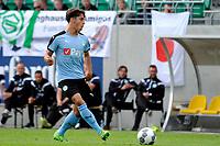 RODINGHAUSEN, Voetbal, Rodinghausen - FC Groningen, voorbereiding  seizoen 2017-2018, 15-07-2017, FC Groningen speler Ludovic Reis
