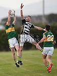Naomh Fionnbarra Nicholas Butterly Cooley Kickhams Shane Manley. Photo:Colin Bell/pressphotos.ie