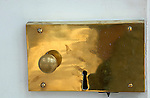 Antique brass doorknob lock Virginia, Fine Art Photography by Ron Bennett, Fine Art, Fine Art photography, Art Photography, Copyright RonBennettPhotography.com ©