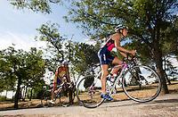 30 MAY 2009 - MADRID,ESP - Patricia Munoz Acero - Spanish Triathlon Championships (PHOTO (C) NIGEL FARROW)