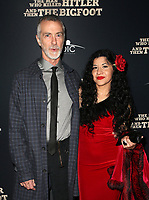 "HOLLYWOOD, CA - FEBRUARY 4: Mark Steger, Guest, at RLJE Films' ""The Man Who Killed Hitler And Then Bigfoot"" Premiere at the ArcLight Hollywood in Hollywood, California on February 4, 2019. <br /> CAP/MPIFS<br /> ©MPIFS/Capital Pictures"