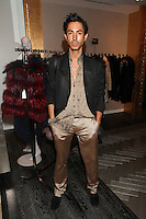 NEW YORK, NY - SEPTEMBER 6: Christian Cota  attends Fashion's Night Out at Bloomingdale's  in New York City, NY. September 6, 2012. © Diego Corredor/MediaPunch Inc.