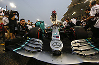 44 Lewis Hamilton (GBR, Mercedes AMG Petronas Motorsport), Sakhir Bahrain  <br /> Sakhir 31-03-2018 Formula 1 GP Bahrain  <br /> Foto Imago/Insidefoto <br /> ITALY ONLY