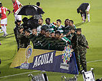 Independiente Santa Fe venció 0-3 a La Equidad. Fecha 15 Liga Águila II-2019.