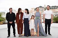 Marion Cotillard; Ayline Aksoy Etaix<br /> 12-05-2018 Cannes <br /> 71ma edizione Festival del Cinema <br /> Foto Panoramic/Insidefoto