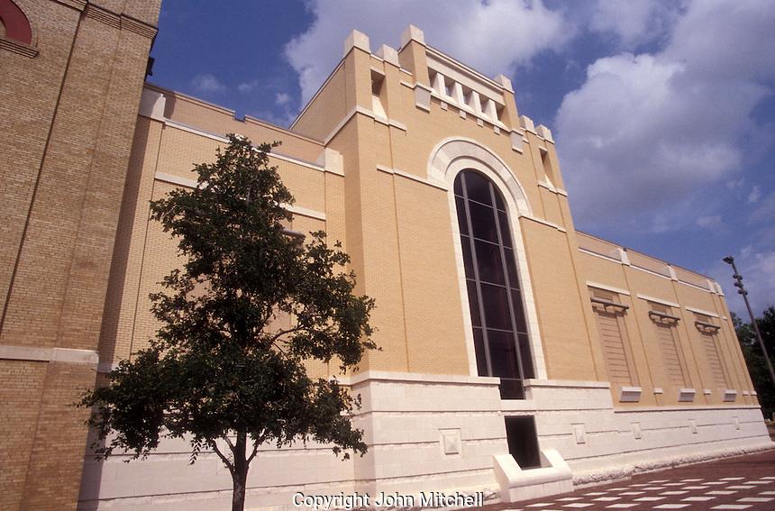The Nelson A. Rockefeller Center for Latin American Art in San Antonio, Texas, USA