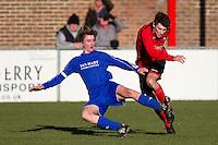 Eastbourne Borough FC u18s (2) v Ferring FC u18s (1) 02.12.12