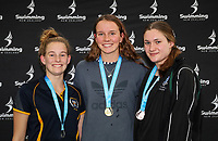 New Zealand Secondary Swimming Championships, Water World, Hamilton, Friday 13 September 2019. Photo: Simon Watts/www.bwmedia.co.nz/SwimmingNZ