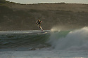 Jack Robinson (AUS) at North Pt in Gracetown Near Margaret River, Western Australia.