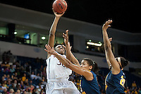 NORFOLK, VA--Second round defeat over West Virginia University at the Ted Constant Convocation Center at Old Dominion University at the 2012 NCAA Championships.
