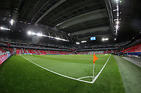 General view with the roof closed in the Stade Pierre-Mauroy  before Lille OSC vs Chelsea, UEFA Champions League Football at Stade Pierre-Mauroy on 2nd October 2019