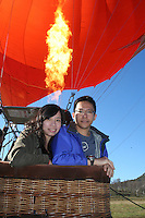 20130721 July 21 Hot Air Balloon Gold Coast