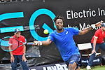 13.06.2019, Tennisclub Weissenhof e. V., Stuttgart, GER, Mercedes Cup 2019, ATP 250, Gael MONFILS (FRA) [5] vs Denis KUDLA (USA) <br /> <br /> im Bild  Gael MONFILS (FRA)<br /> <br /> Foto © nordphoto/Mauelshagen