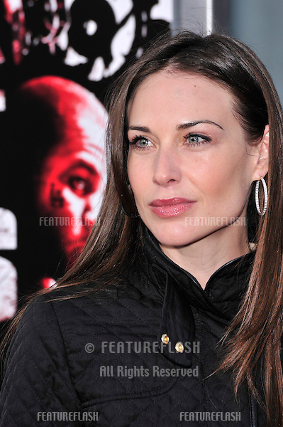 "Claire Forlani at the Los Angeles premiere of ""Street Kings"" at Grauman's Chinese Theatre, Hollywood..April 3, 2008  Los Angeles, CA.Picture: Paul Smith / Featureflash"