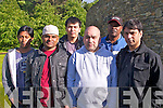 FILM FESTIVAL: Having a great time at the Indian Film Festival of Ireland 2011 at Siamsa Tire, Tralee on Friday l-r: Sujit Taleikder, Jose Kutty, Maihdi Muhammad, Rizwan Khalid, Collins Nolouu and Zulfigeis Ali.