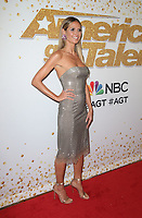 11 September 2018-  Hollywood, California - Heidi Klum. &quot;America's Got Talent&quot; Season 13 Live Show held at The Dolby Theatre. <br /> CAP/ADM/FS<br /> &copy;FS/ADM/Capital Pictures