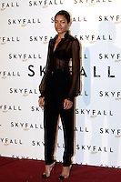 "L'attrice inglese Naomie Harris posa durante un photocall per la presentazione del film ""Skyfall"" a Roma, 26 ottobre 2012..British actress Naomie Harris poses during a photocall for the presentation of the movie ""Skyfall"" in Rome, 26 october 2012..UPDATE IMAGES PRESS/Riccardo De Luca"