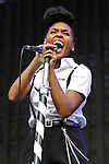 Janelle Monae 2012 Philadelphia
